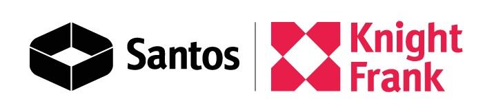 Santos | Knight Frank logo