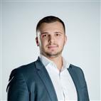Portrait photo of Max Verteletskyi