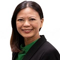 Portrait photo of Gina Toh