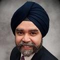 Portrait photo of GaganDeep Singh, SLCR
