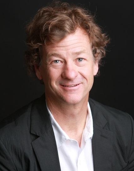 Portrait photo of Mark Gilbreath