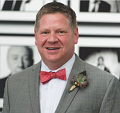 Portrait photo of Dean Jordan