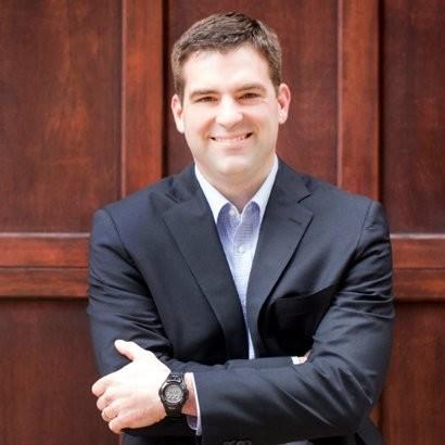Portrait photo of Jay Berkemeyer