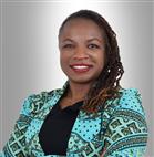 Portrait photo of Gloria Mamwa, MCR, SLCR
